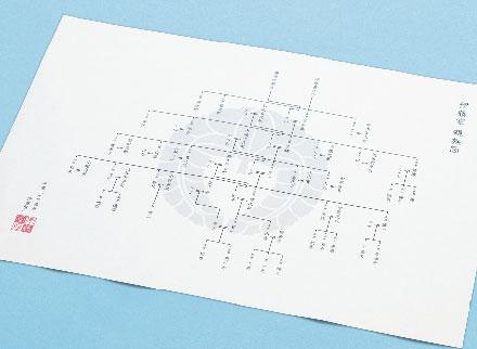 親族図イメージ