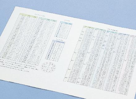 年号表・干支図イメージ